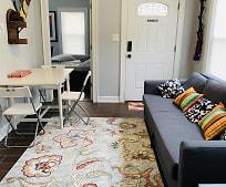 Living Room, 1341 W 65th St