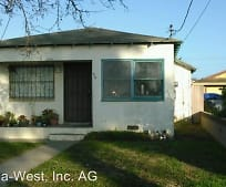 Building, 714 N Oakley Ave