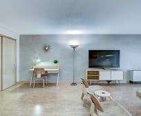 Living Room, 600 Graham Ave