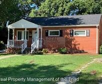 915 Idlewood Dr, Westerwood, Greensboro, NC