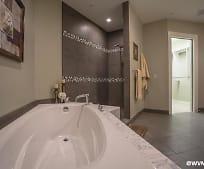 Bathroom, 136 SW Washington Ave