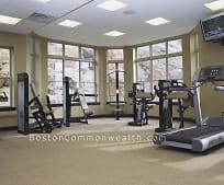 Fitness Weight Room, 21 Revere St