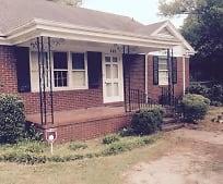 Building, 405 N Jefferson Ave