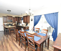 Dining Room, 101 Windy Willow Ct