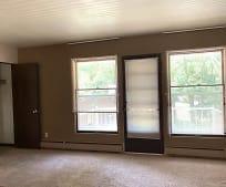 Living Room, 1218 Cedar St