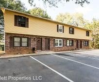 Building, 1337 13th St NE