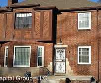 18445 Greenlawn St, Bagley, Detroit, MI