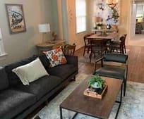 Living Room, 804 E Jefferson St