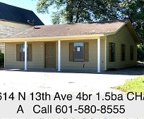 614 N 13th Ave, St Johns Day School, Laurel, MS