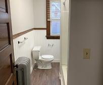 Bathroom, 710 Grove Ave