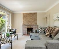 Living Room, 16446 Woodstock Ln