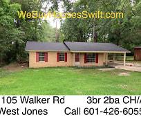 1105 Walker Rd, Bay Springs, MS