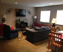 Living Room, 1409 Paris Rd