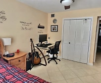 Bedroom, 6215 Bay Club Dr