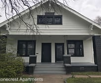 1407 College St, Quapaw Quarter, Little Rock, AR