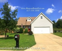 117 Cedar Ln, Kirbyville Middle School, Kirbyville, MO