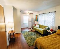 Living Room, 501 W Hillsdale St