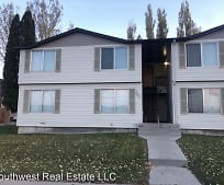 260 Shoshone Ave, Lincoln Middle School, Green River, WY