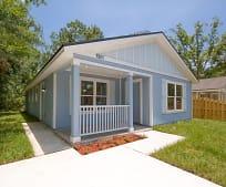 Building, 7921 Siskin Ave