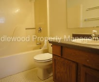 Bathroom, 3309 Bush St