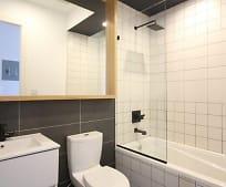 Bathroom, 374 Throop Ave