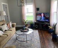 Living Room, 105 Franklin Ave