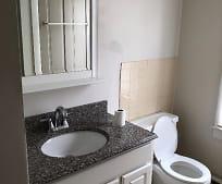 Bathroom, 122 S Main St
