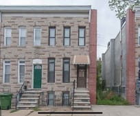 Building, 224 S Calhoun St