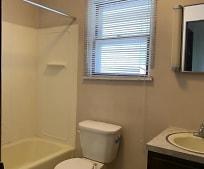 Bathroom, 1218 Cedar St