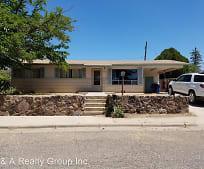 1506 W 6th St, Sixth Street Elementary School, Silver City, NM