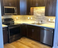 Kitchen, 501 Thorndike St