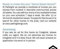 Community Signage, 10932 W Point Pl