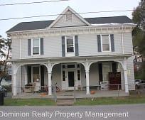 Building, 215 S Commerce St