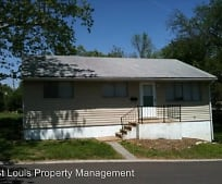 Building, 6300 Evergreen Blvd