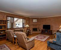 Living Room, 5110 E Cll Dos Cabezas