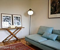 Living Room, 1101 Willoughby Ave