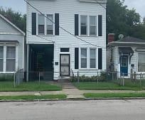 Building, 2416 St Xavier St