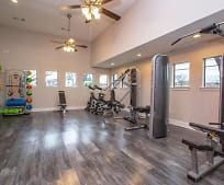 Fitness Weight Room, 3800 N Belt Line Rd