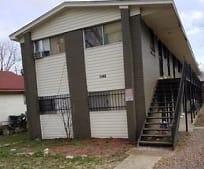 Building, 1160 Springdale St
