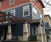 Building, 8637 N Crawford St