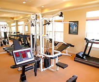 Fitness Weight Room, 501 Highland Dr