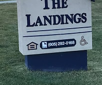 Community Signage, 716 N Iowa St