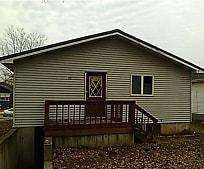 Building, 609 S Ledford St