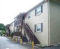 Building, 1009 Washington St SW