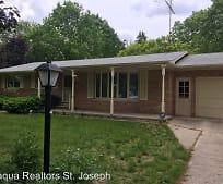 Building, 8837 Cornelia Rd
