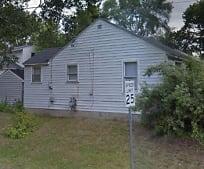 Building, 4134 S Burdick St