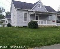 Building, 203 W Oak St