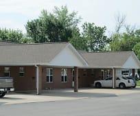 Building, 909 W Cherry St