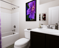Bathroom, 1508 Sheri Ln N
