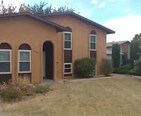 Building, 7721 Roberts St NE